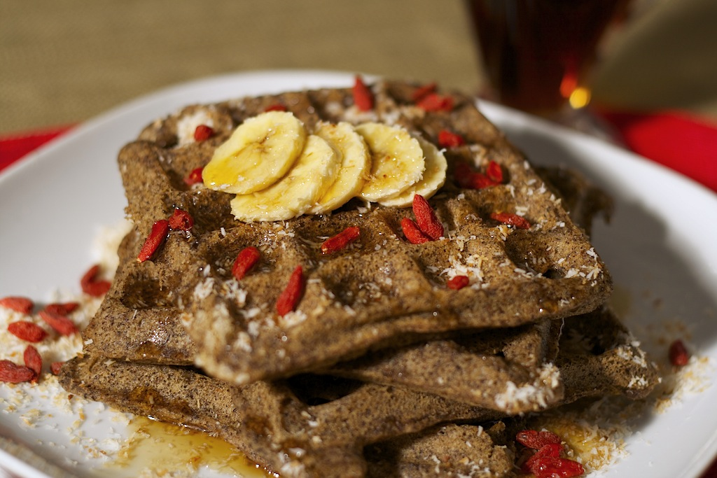 Gluten-Free-Toasted-Coconut-Waffles-