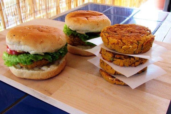 Vegan-White-Bean-Sweet-Potato-Burgers