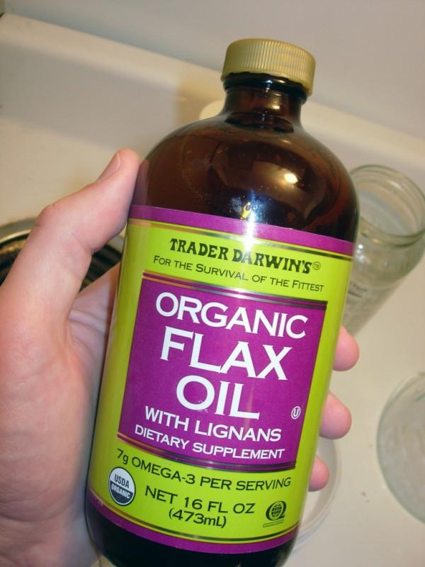 flax oil