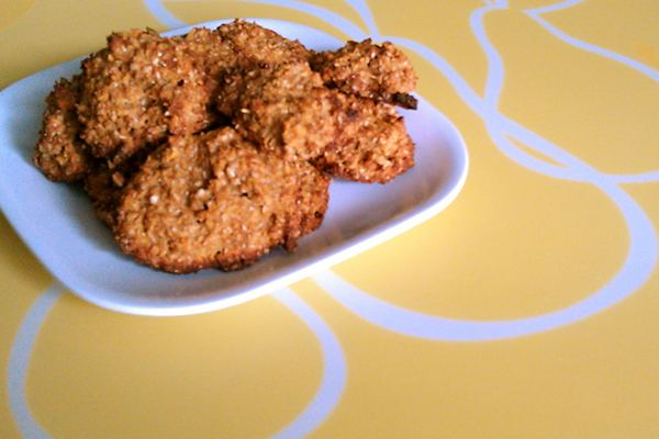 """Morning After"" Peachy Ginger Cookies"