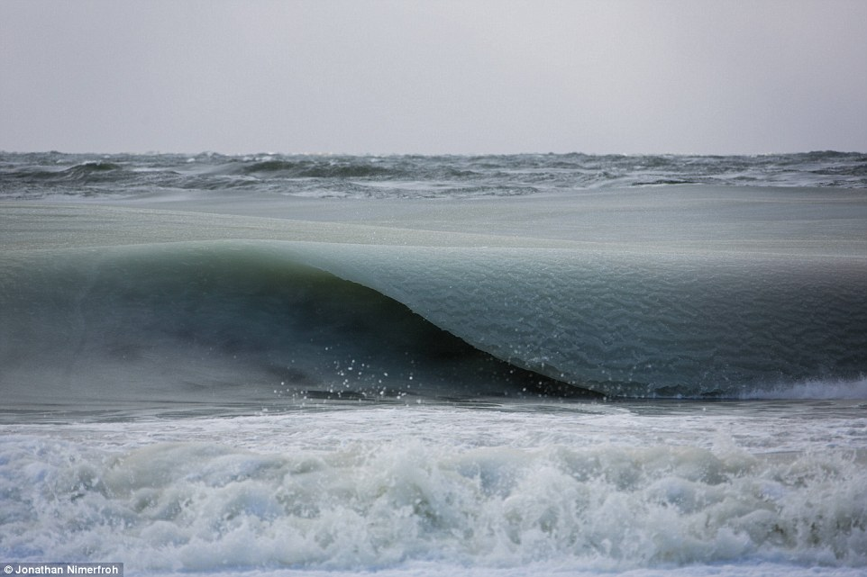 Frozen Waves, Unusual or the New Norm?