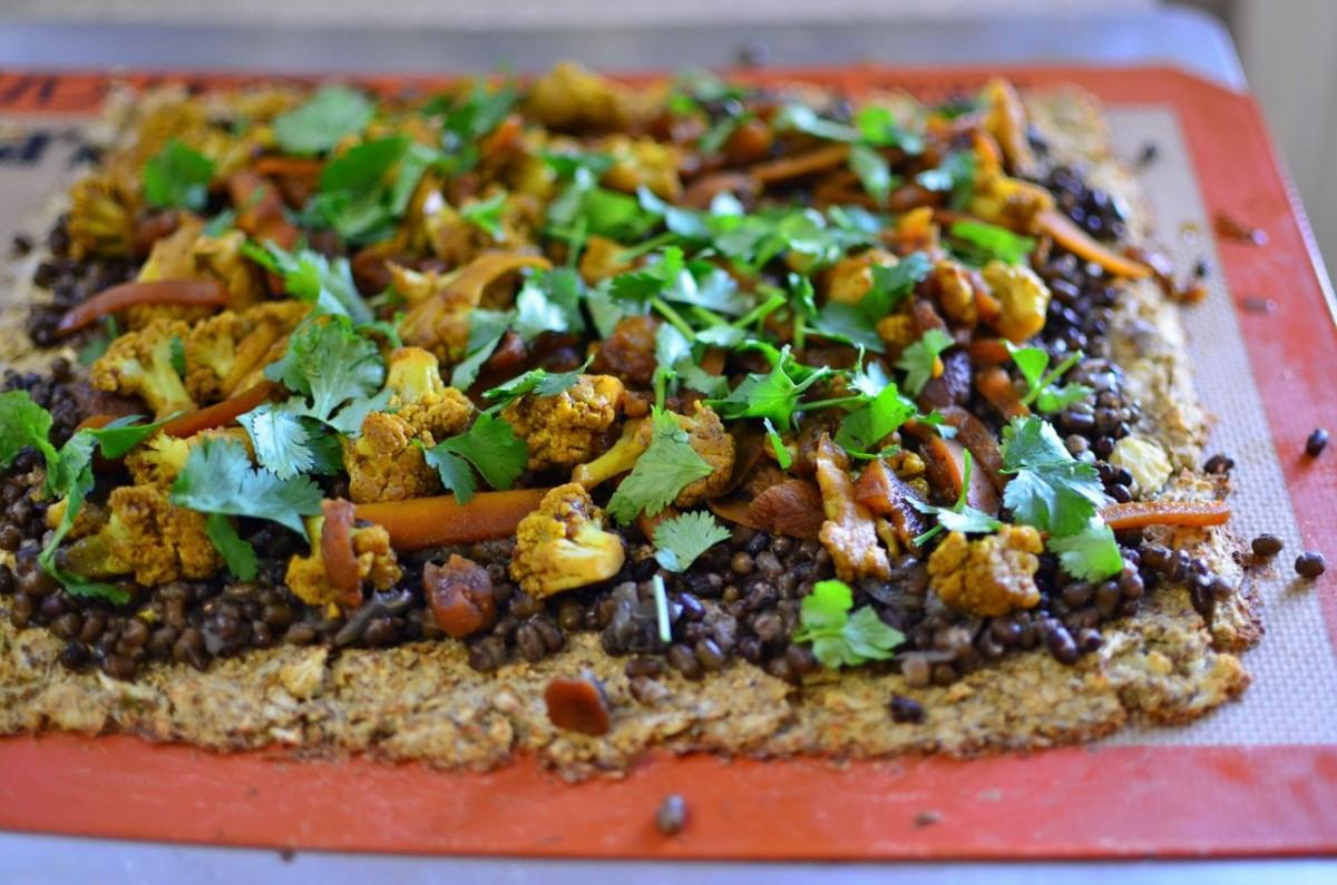 Cauliflower-Crust-Pizza-with-Black-Mung-Bean-Curry1-1200x795