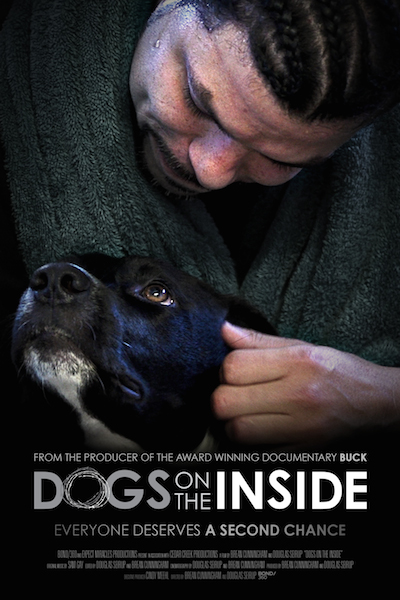 New Documentary 'Dogs on the Inside' Tells the Story of Inmates and Their Foster Dogs