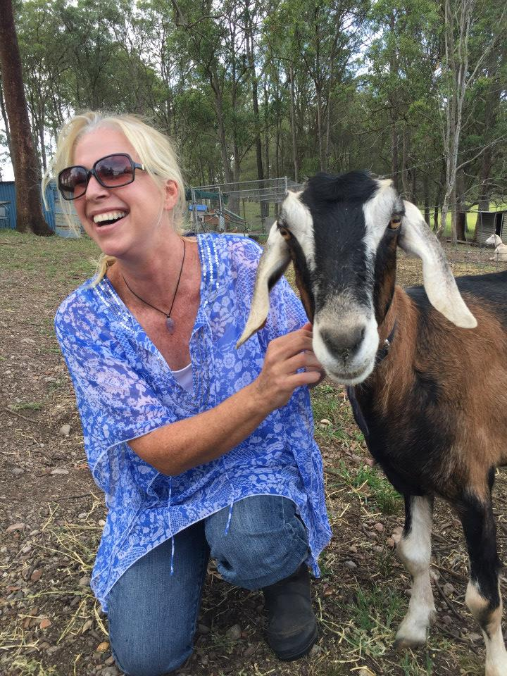 Manning River Farm Animal Sanctuary Founder Diagnosed with Brain Tumor – Here's How You Can Help