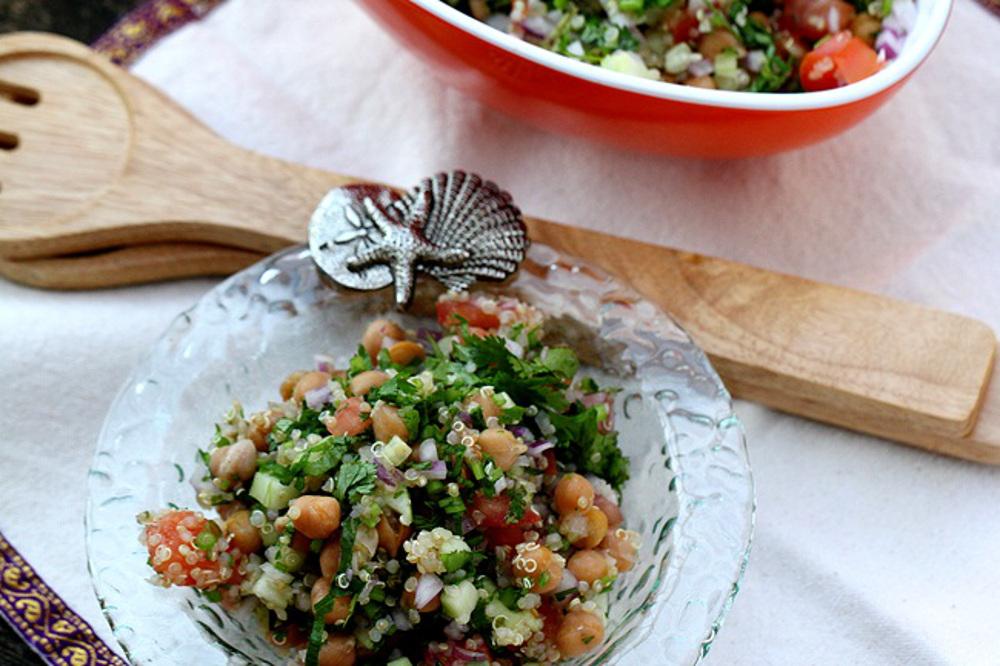 Quinoa-and-Chickpea-Salad