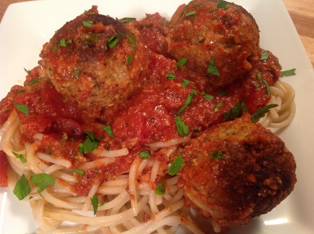 Tempeh-Meatballs