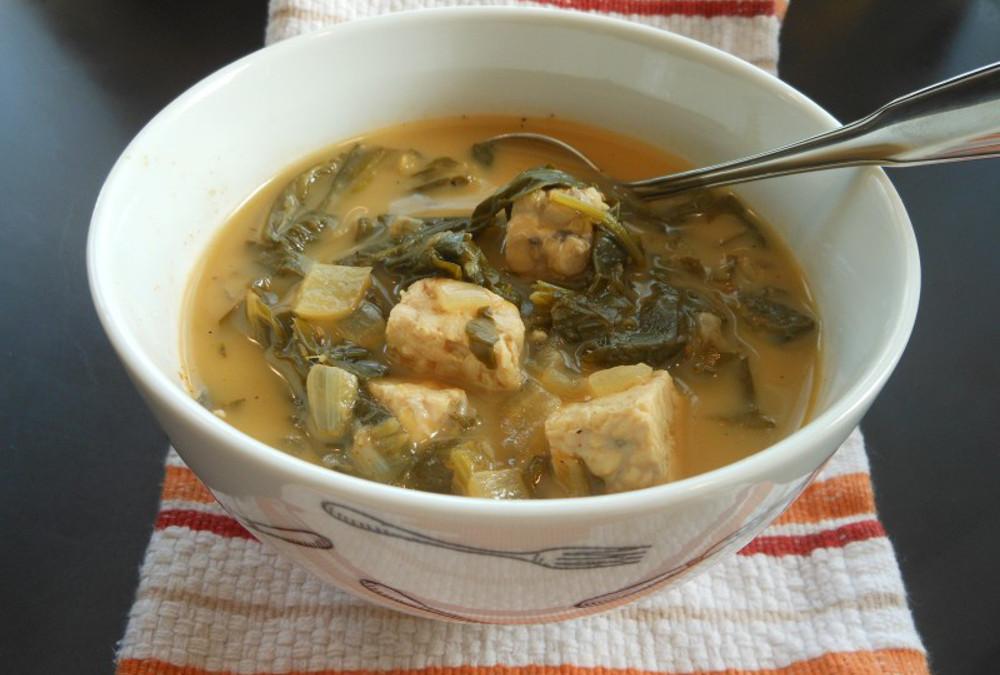 Vegan-Tempeh-and-Turnip-Green-Soup