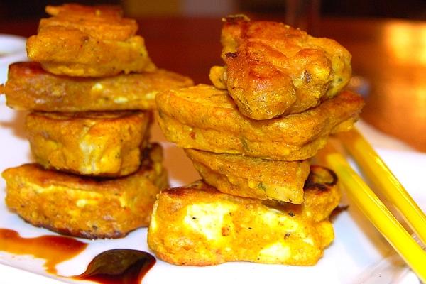 Tofu-Pakoras