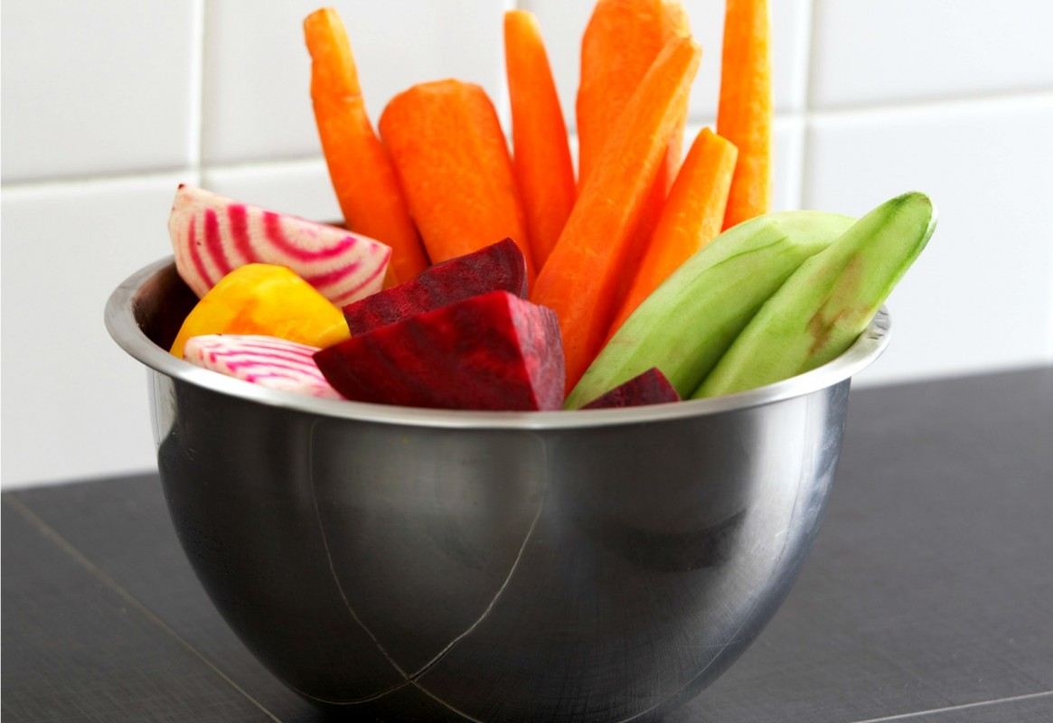alkaline veggies