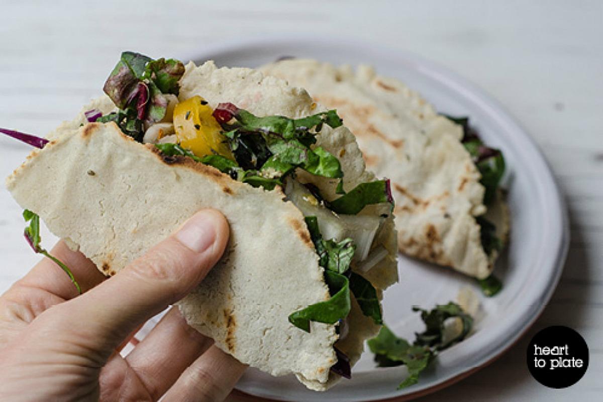 Corn Tortillas (With Masa Harina) [Vegan, Gluten-Free]