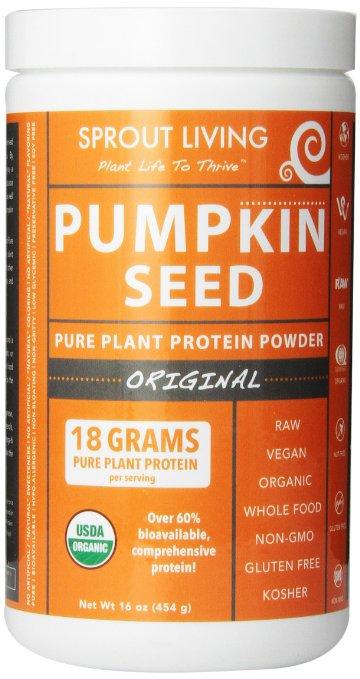 pumpkin seed protein powder