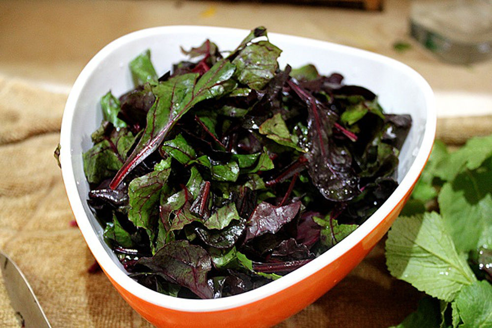 Sauteed-Red-Greens