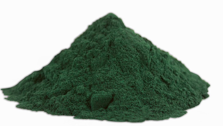 Spirulina-powder-shadow