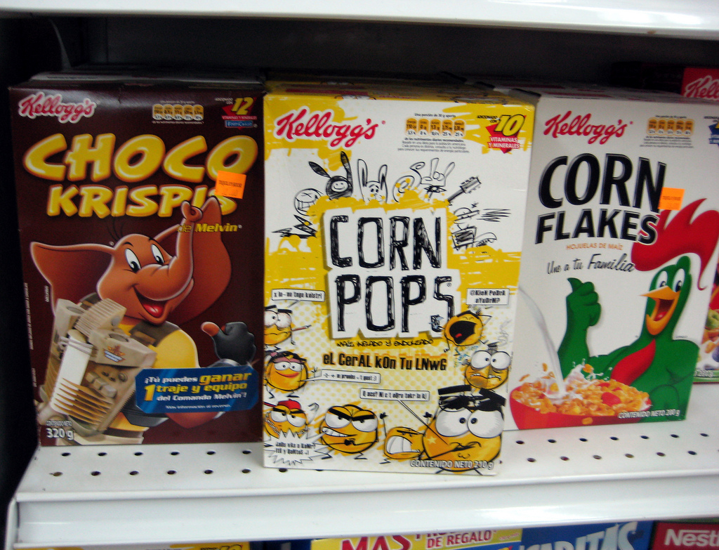 corncereal