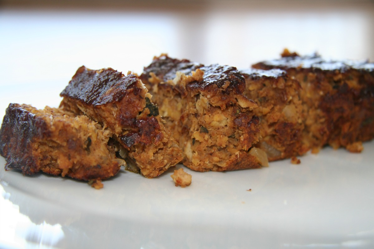 Mini Tempeh Meatloaves [Vegan]