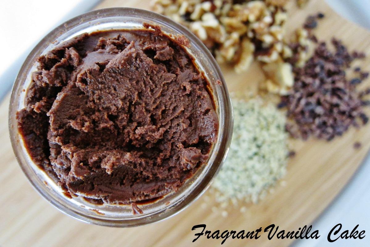 Raw Walnut Hemp Brownie Fudge Butter [Vegan]