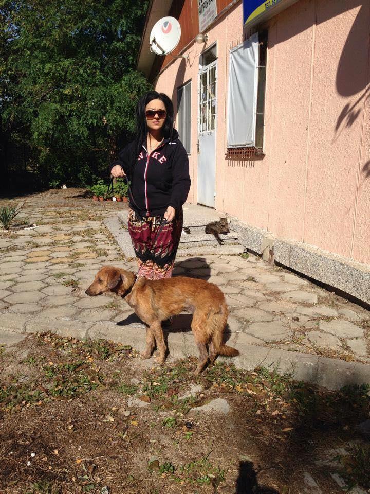 Stanka with Desislava