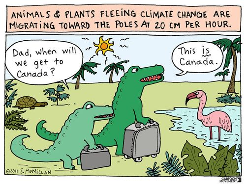 If You Want to Keep The Climate Status Quo, You'd Better Throw These Animals a Good Bye Party