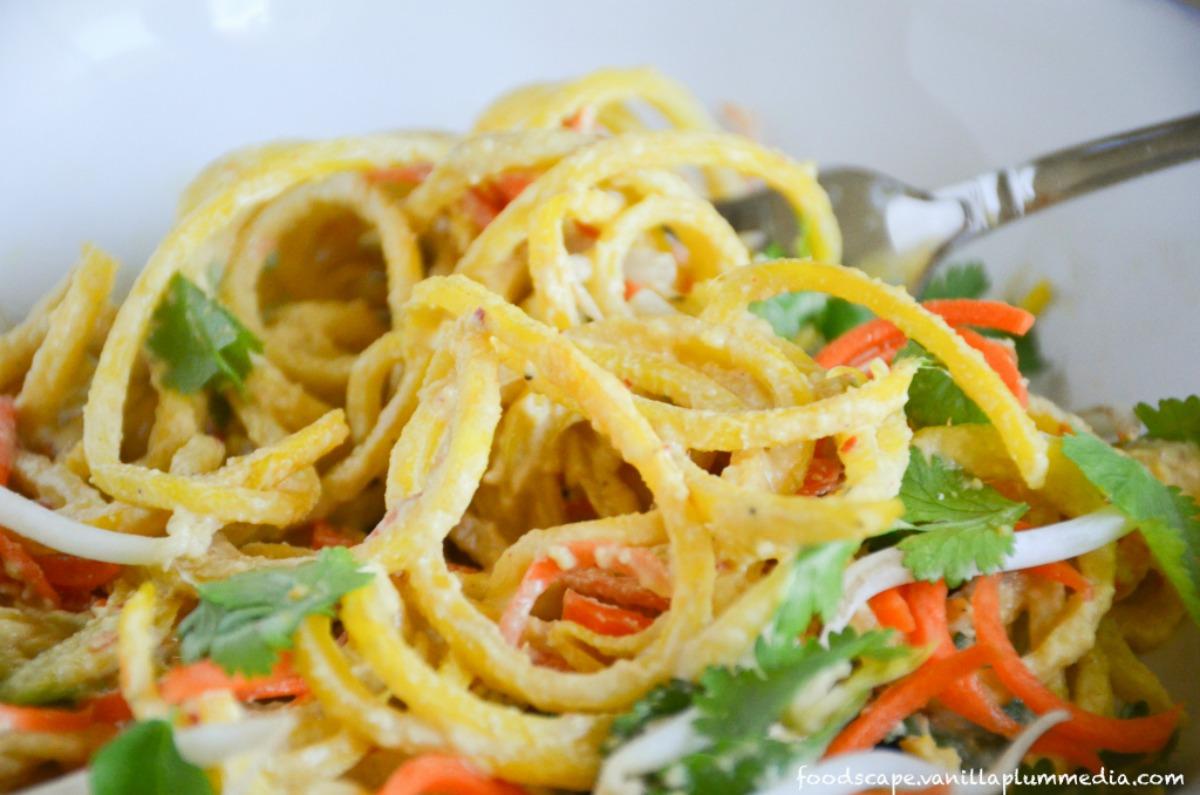 The Best No Noodle Pad Thai [Vegan, Gluten-Free]