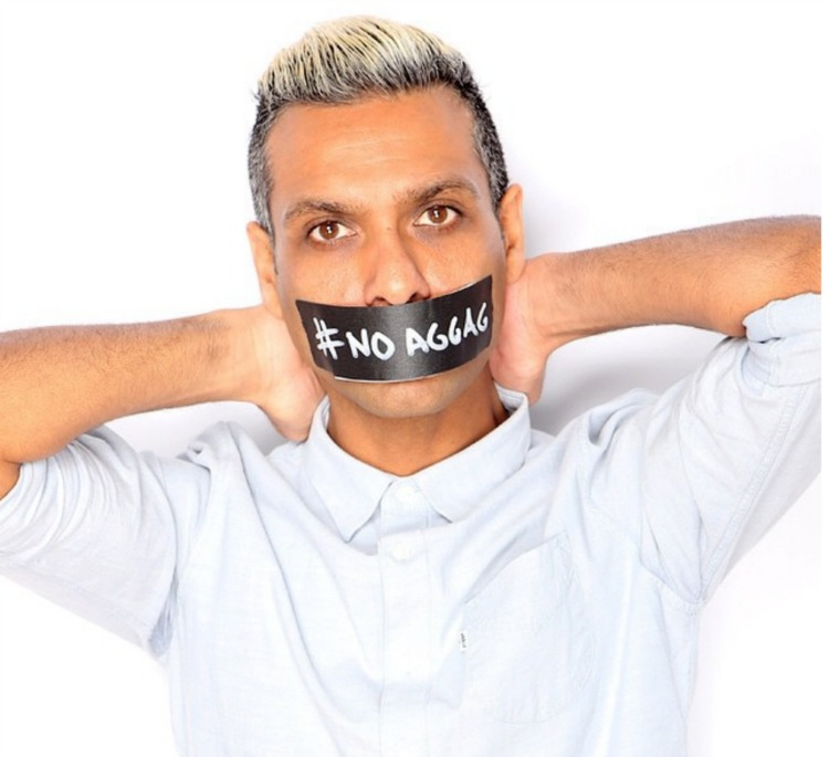 Why No Doubt Bassist Tony Kanal Thinks You Shouldn't be Silent About Farm Animal Cruelty