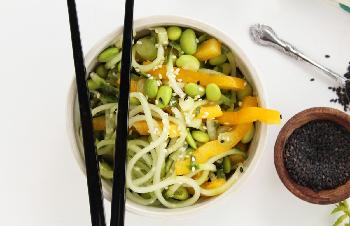 10 Vegan Cucumber Recipes That Will Cool You Off This Summer