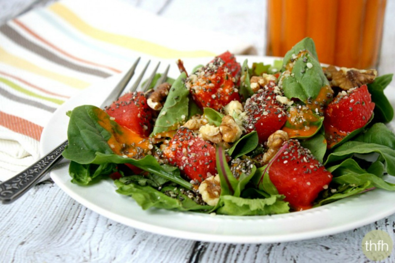 7 Spectacular Summer Recipes with Watermelon