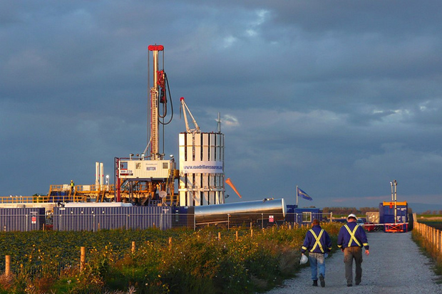 Fracking: Drilling Towards Drought