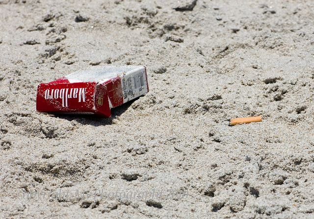 Little Butt Lethal: How Cigarettes Are A Huge Problem For Oceans