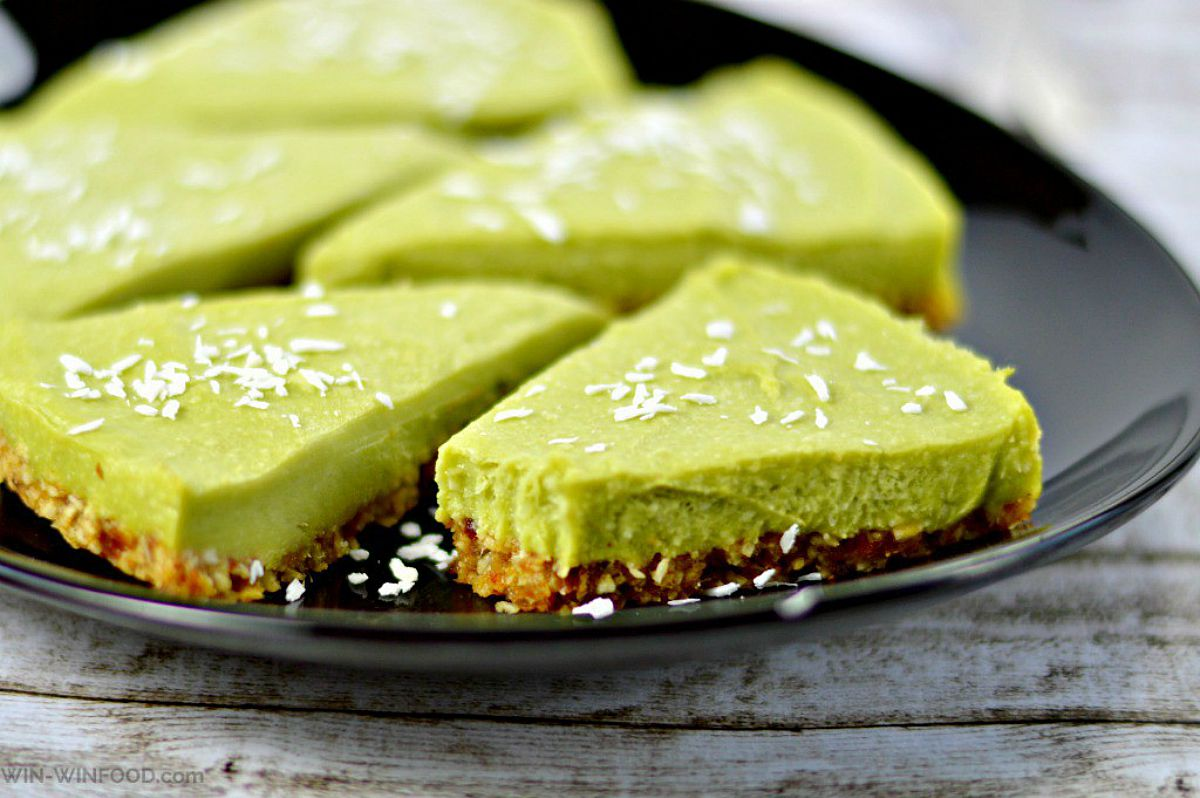 Naturally Delicious Key Lime Pie [Vegan, Raw, Gluten-Free]