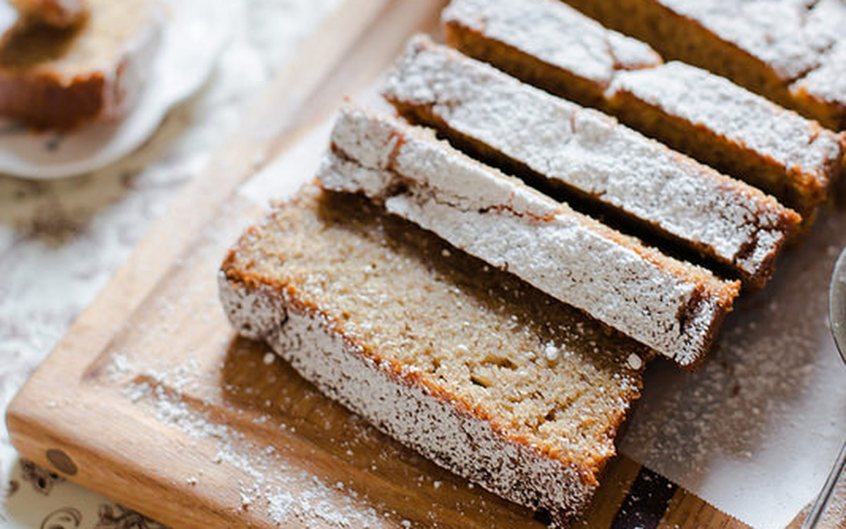 Yogurt Banana Bread [Vegan]