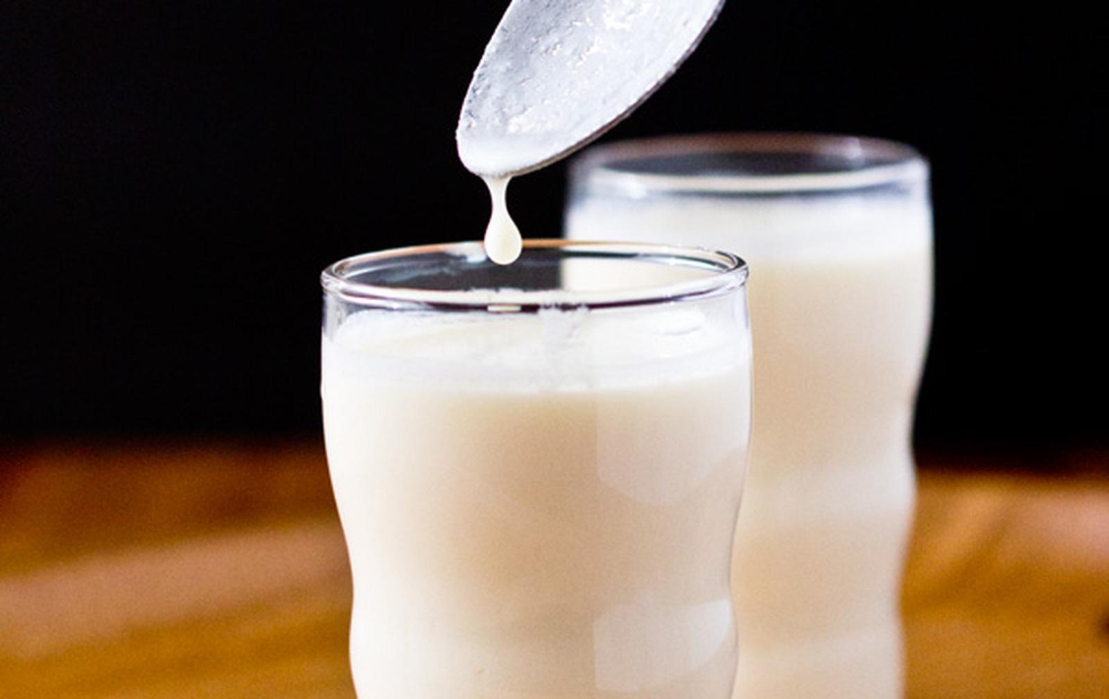 How to Make Soy Milk Kefir [Vegan, Gluten-Free]