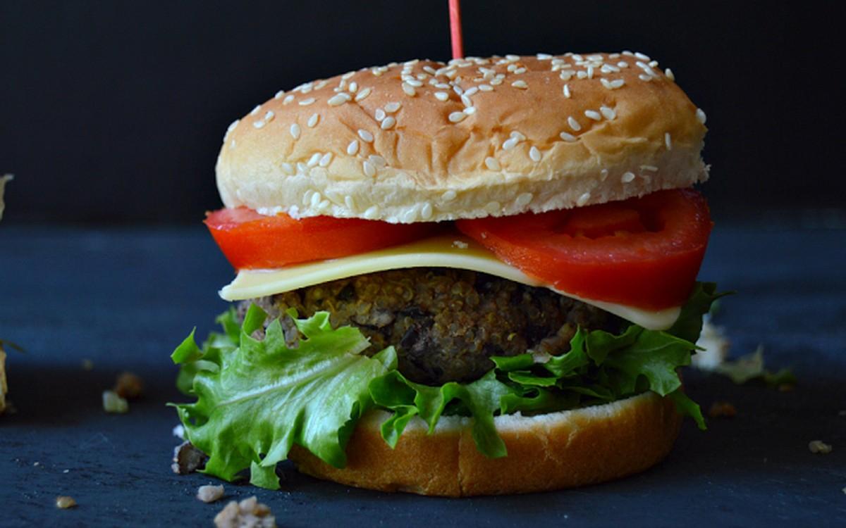 Beastly Black Bean Burgers [Vegan]