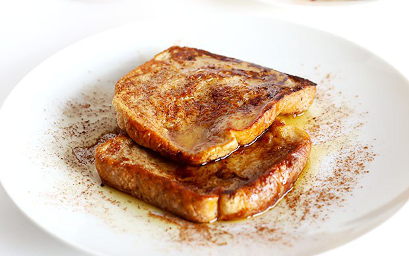 Healthier Cinnamon French Toast