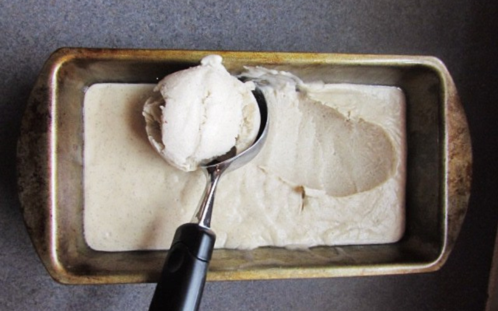 rosemary vanilla bean ice cream