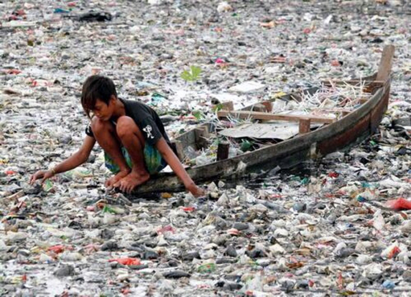 There Will Soon be More Plastic in the Oceans Than Fish – Here's How You Can Stop This Today!