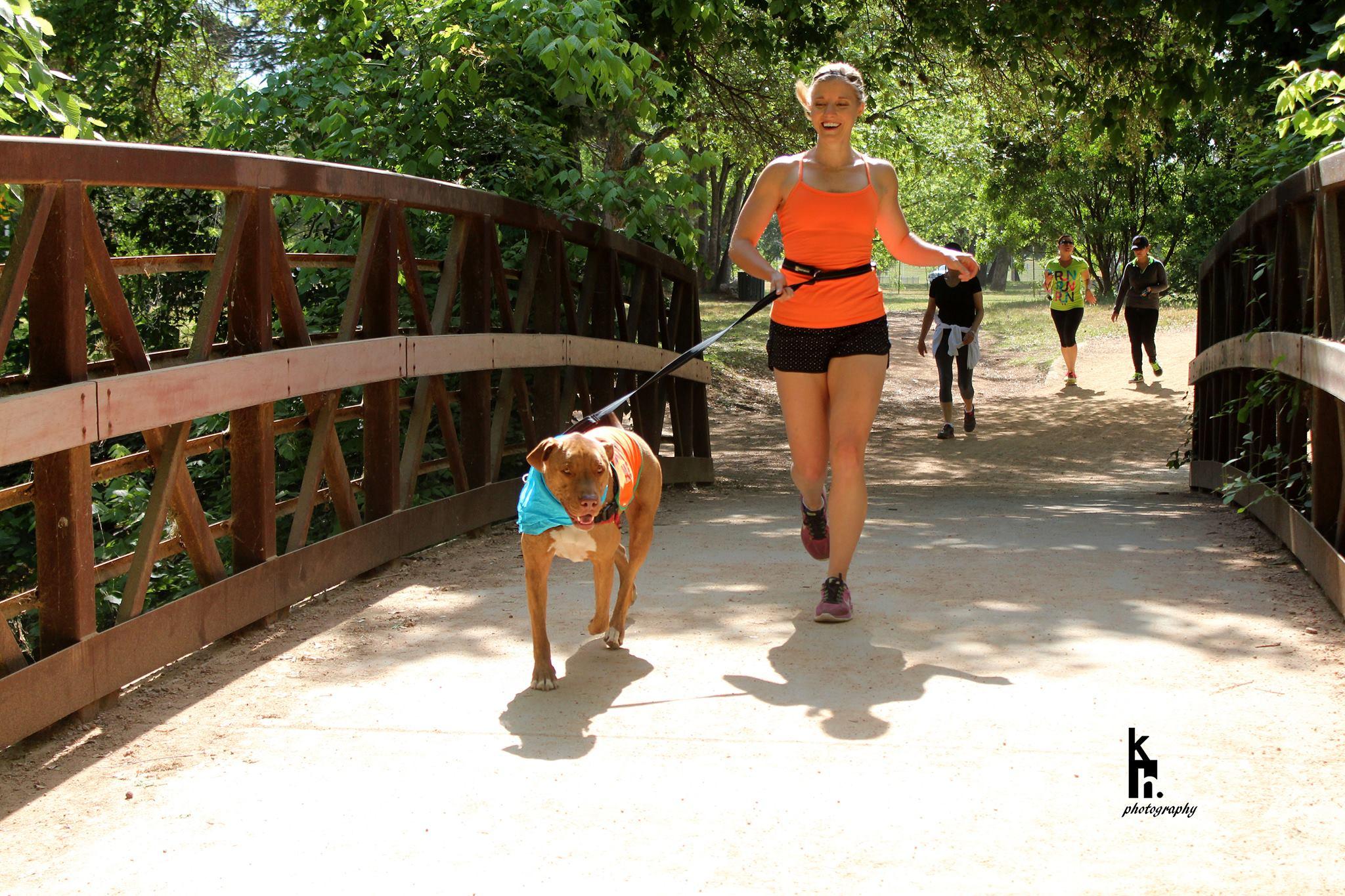 Runners Saving Shelter Dogs