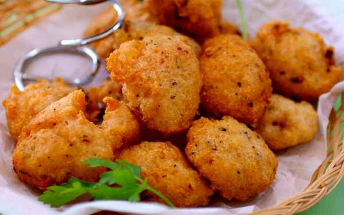 Akara: Nigerian Fried Bean Balls