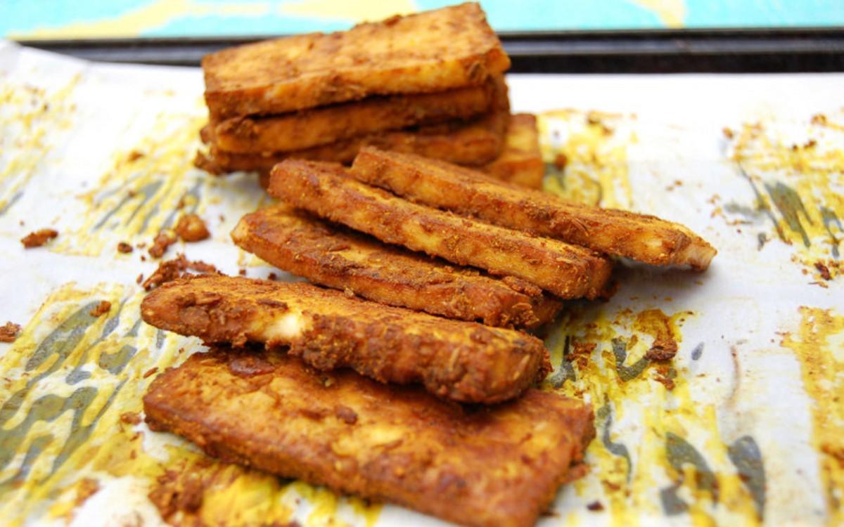 Curried Tofu