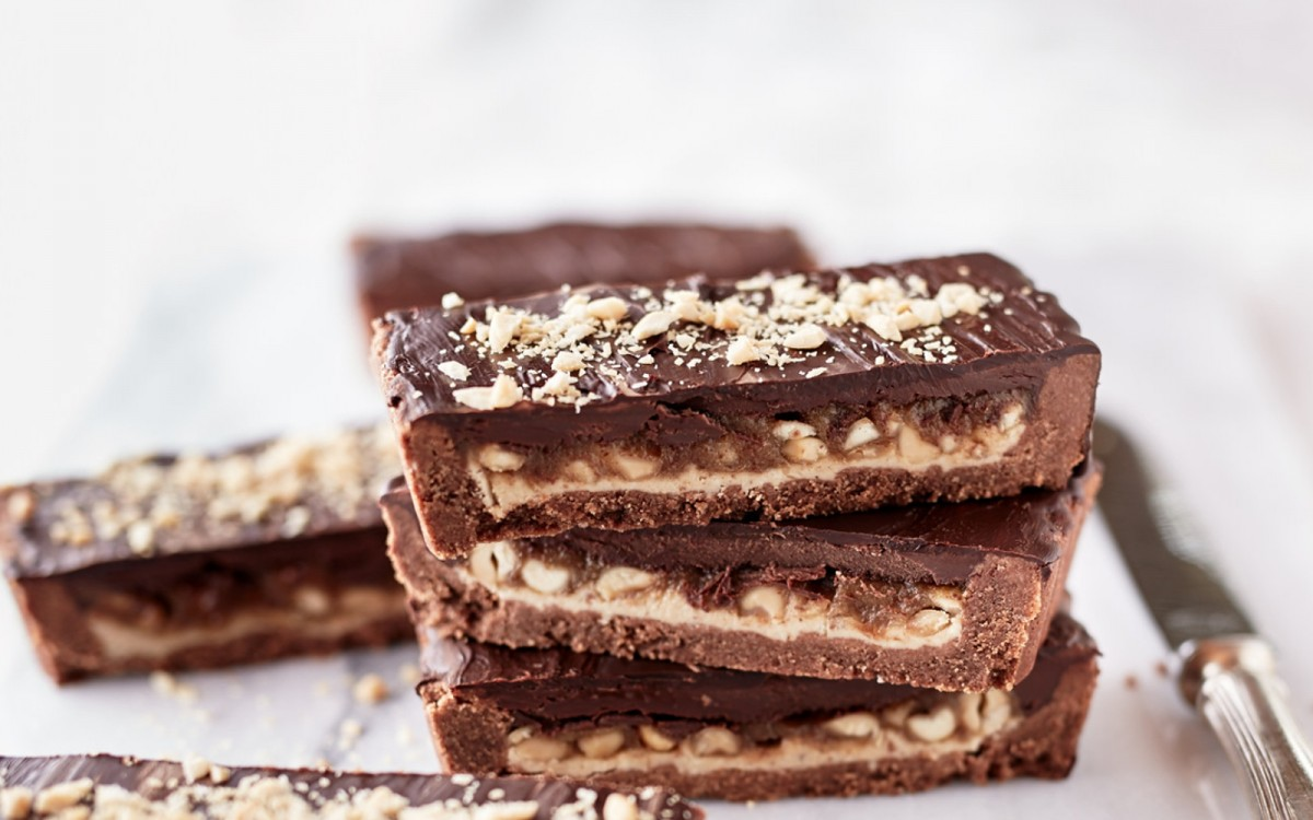 Snickers Tart