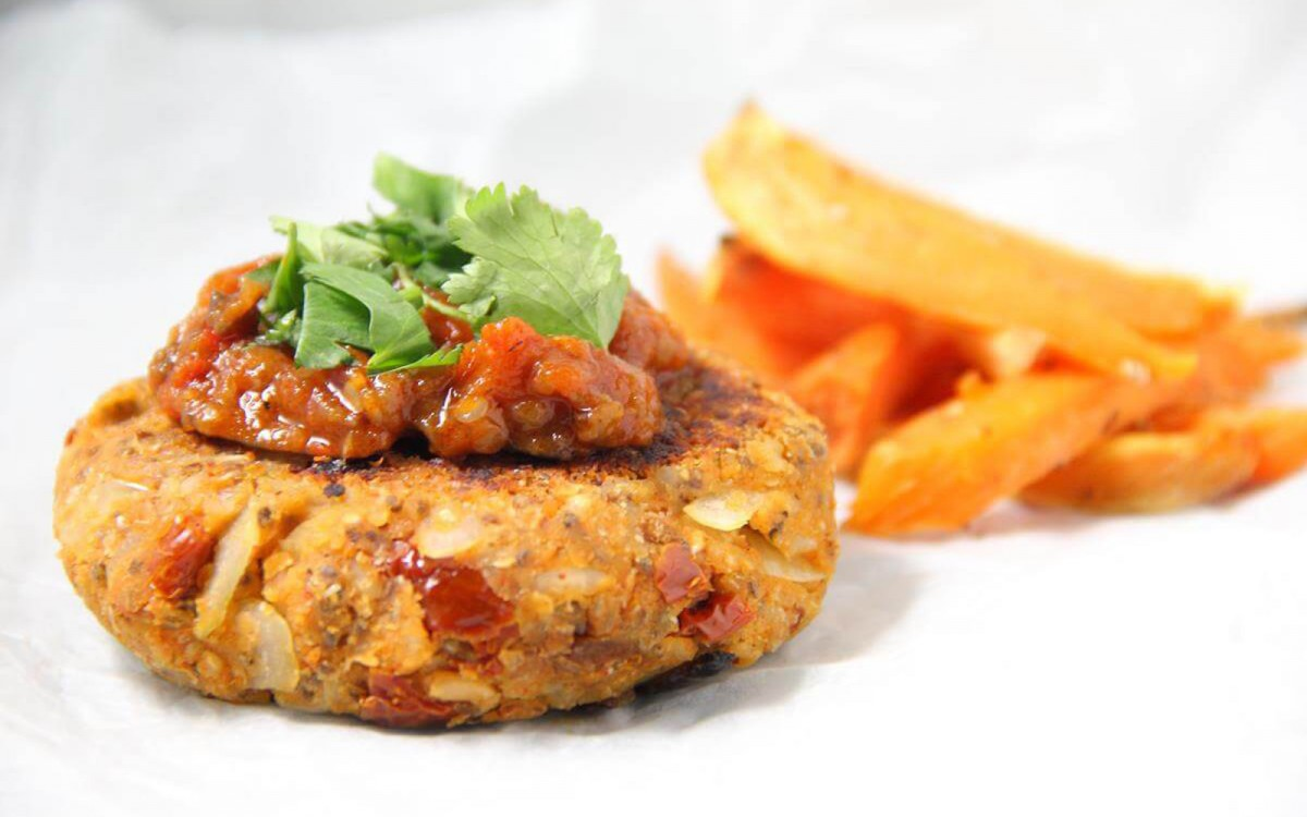 Superfood Butterbean Burgers