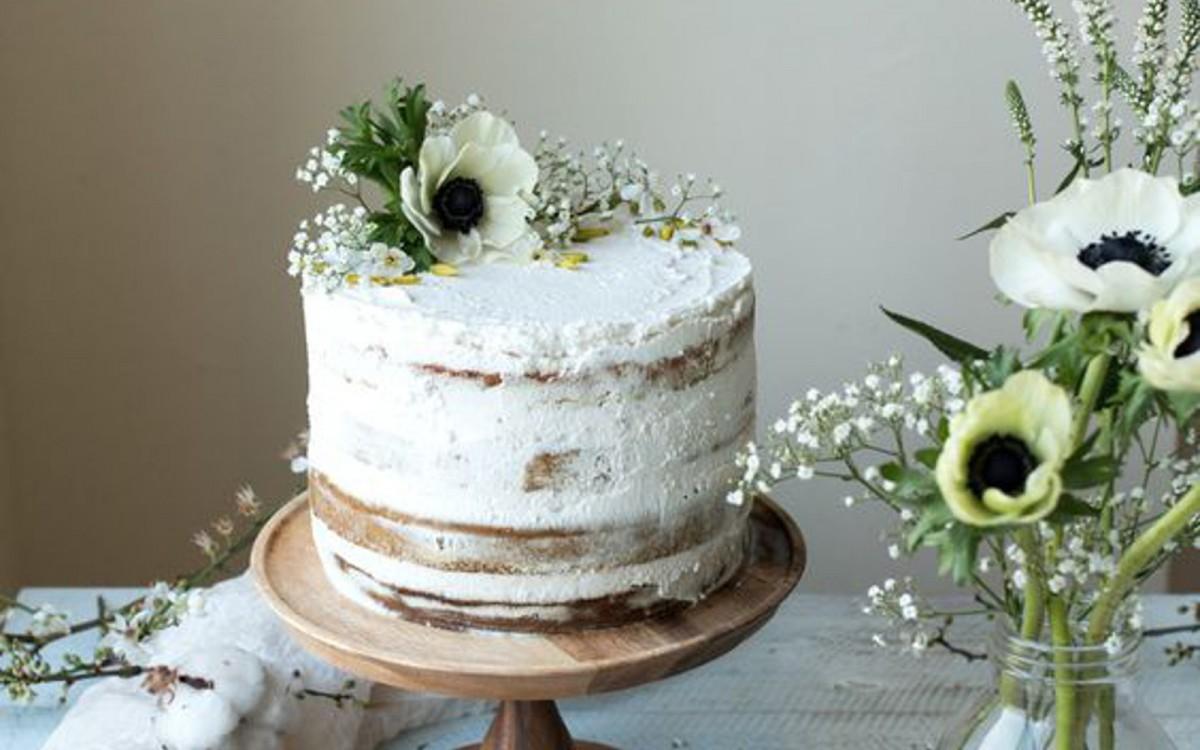 Matcha Pistachio Tres Leches Cake