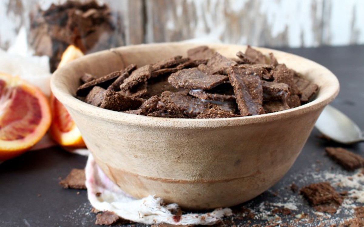 Chocolate Protein Cereal 4