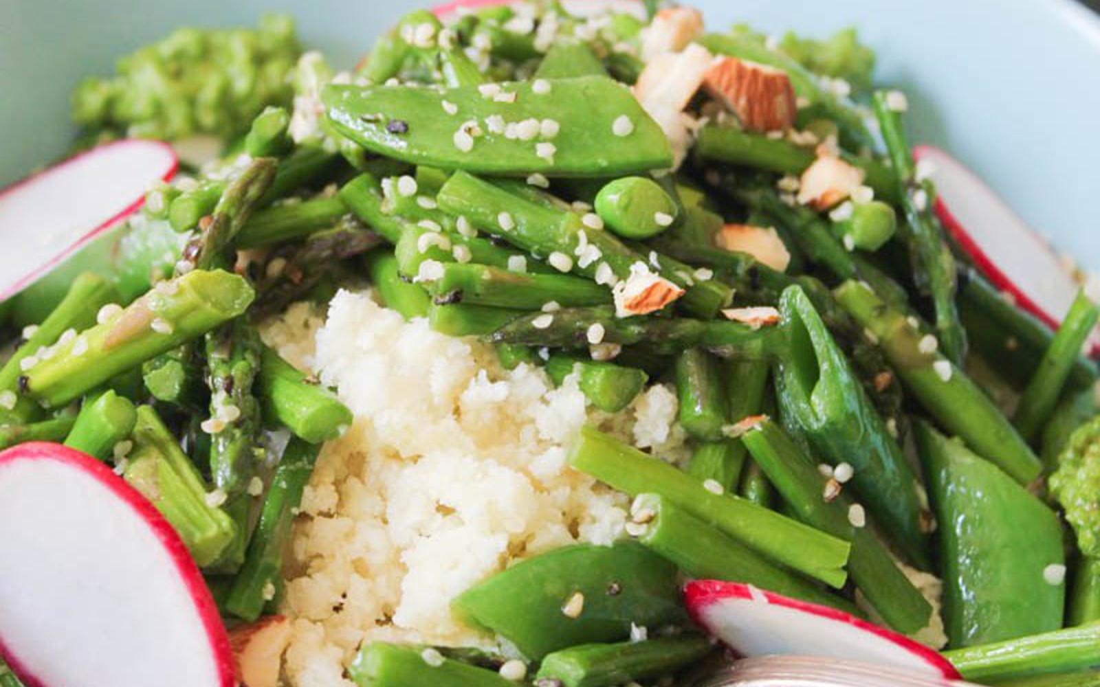 Cauliflower Rice Bowl 4