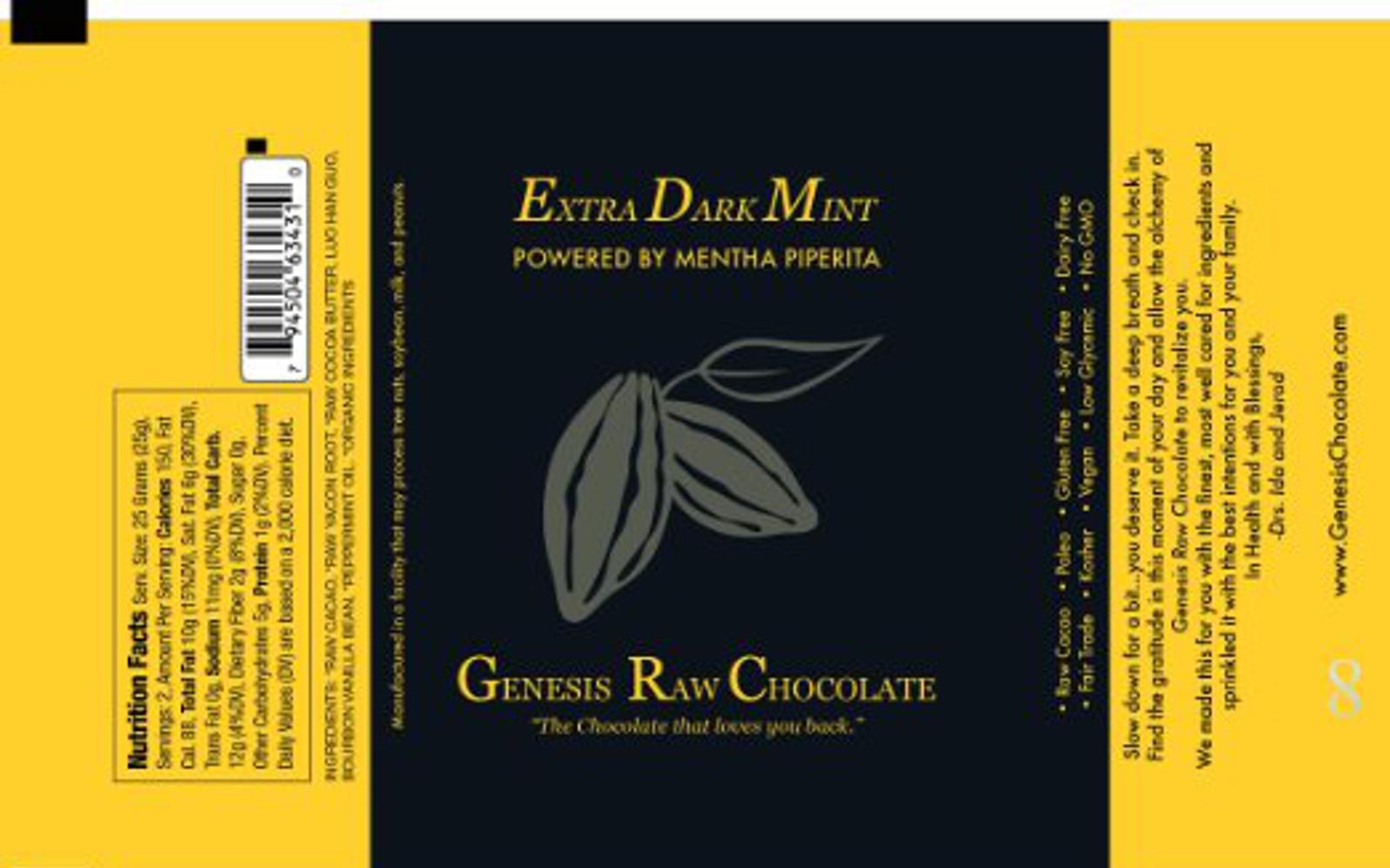 Chocolate Genesis