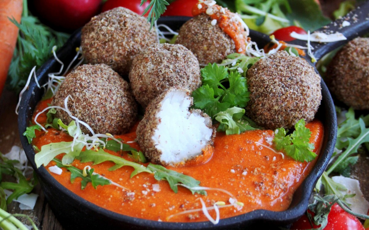 Coconut Rice Arancini 4