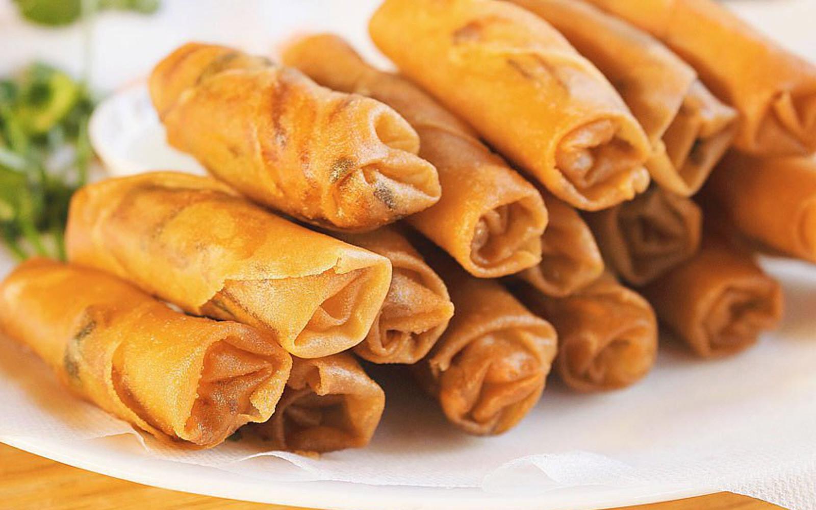 filipino spring rolls
