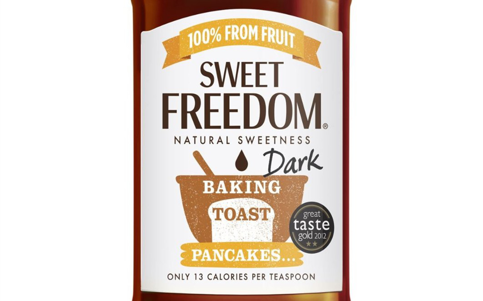 Sweet Freedom Fruit Syrup