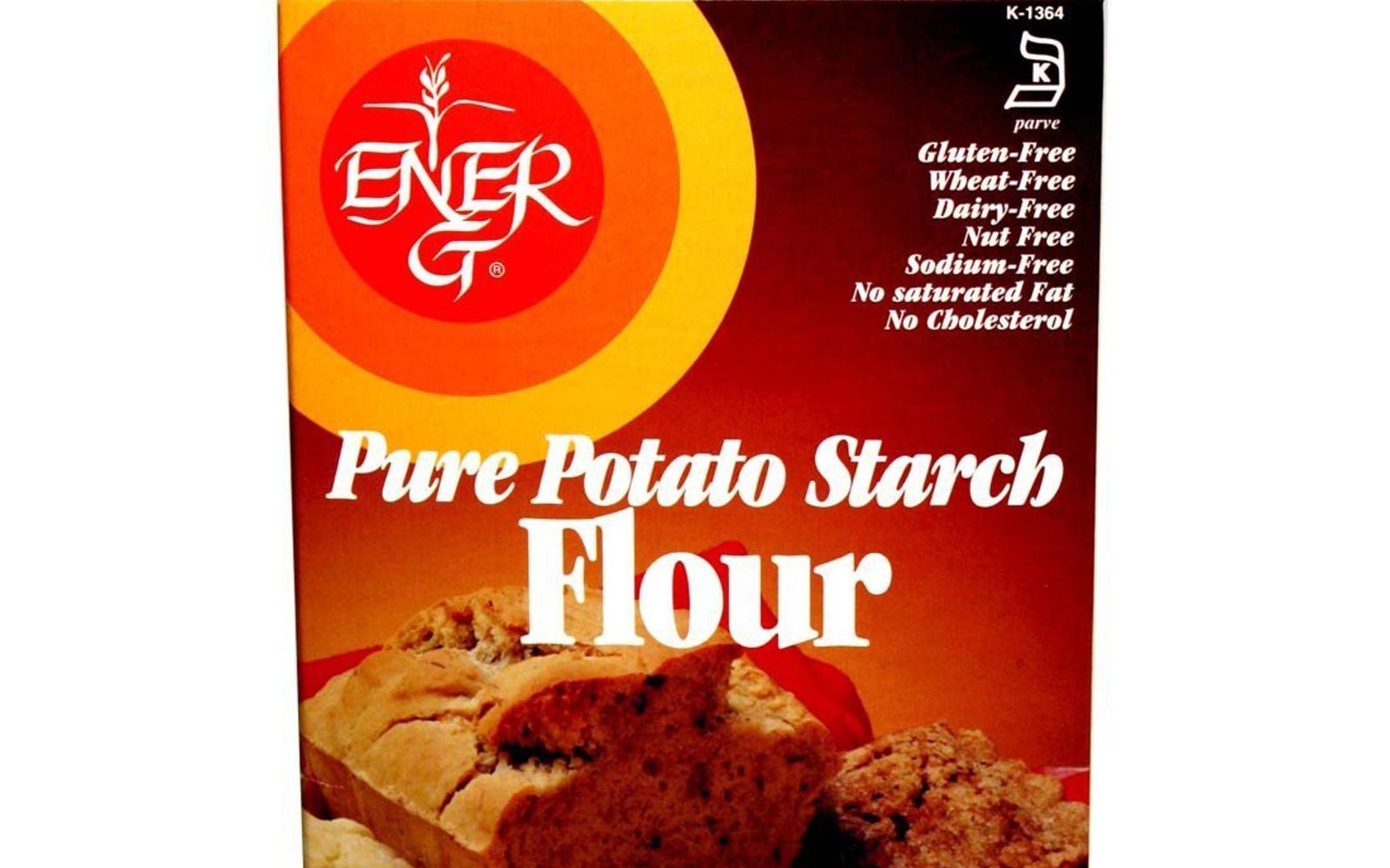 EnerG Pure Potato Starch Flour