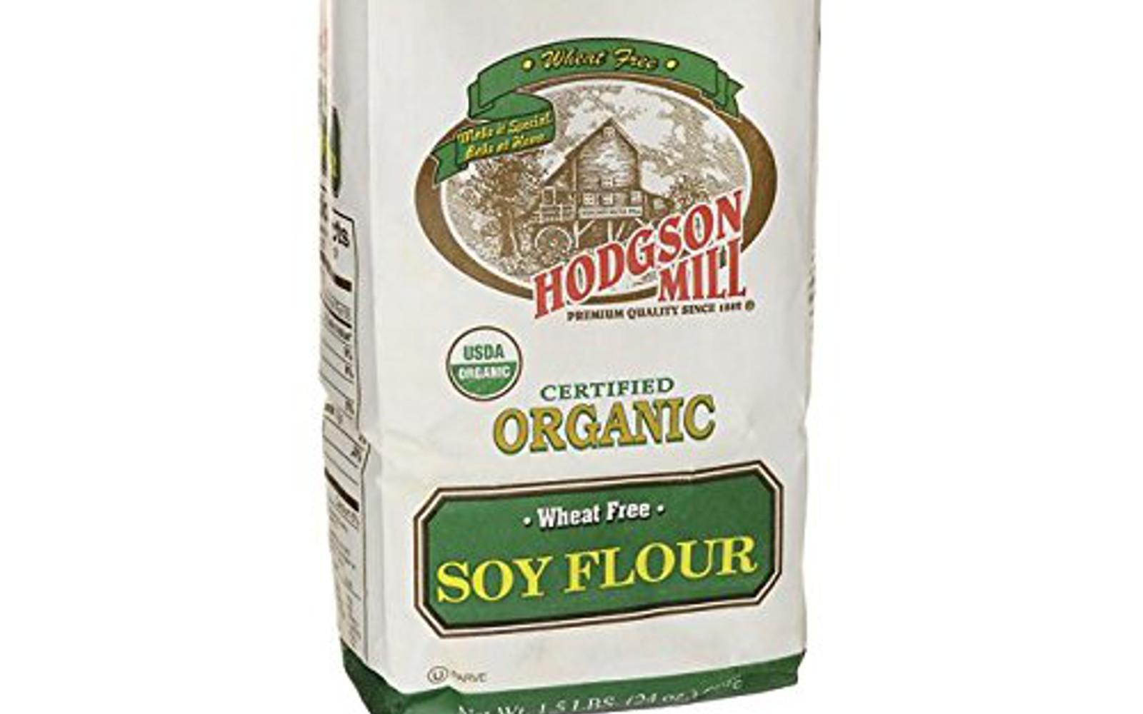 Hodgson Mill Soy Flour