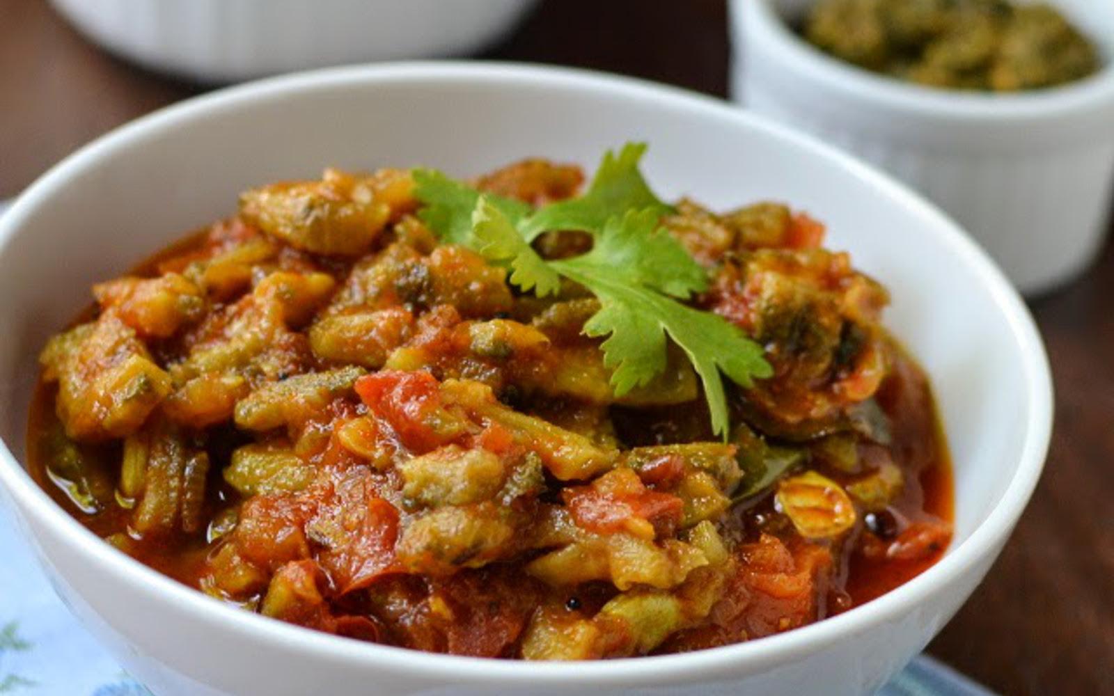 bitter melon curry